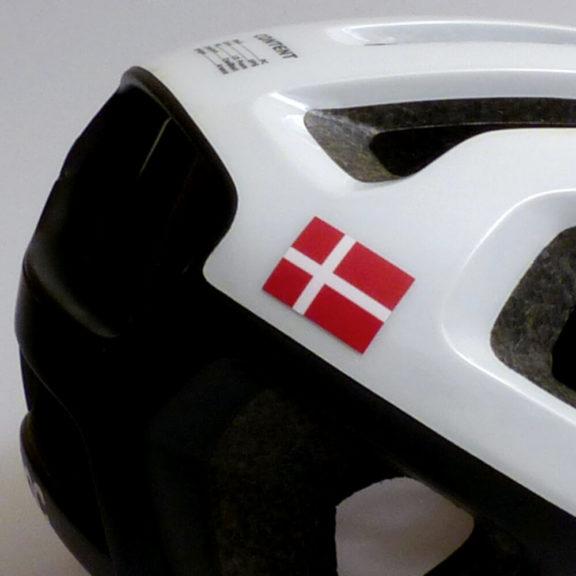 Danmark flag for cyklister