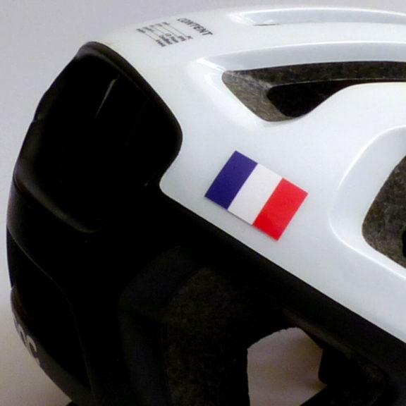 Drapeau france pour vélo