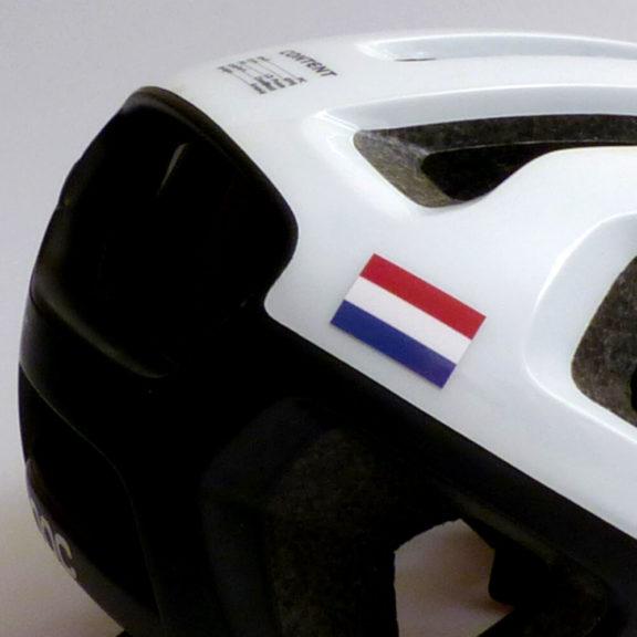 Nederlandse vlag voor fiets