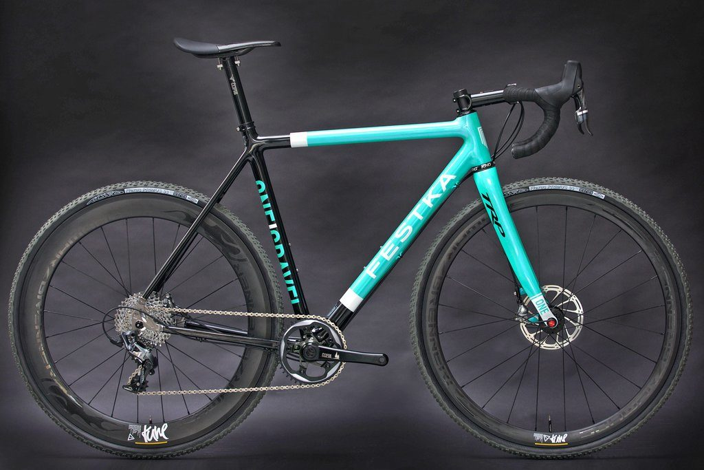 Festka Gravel Bike Carbon