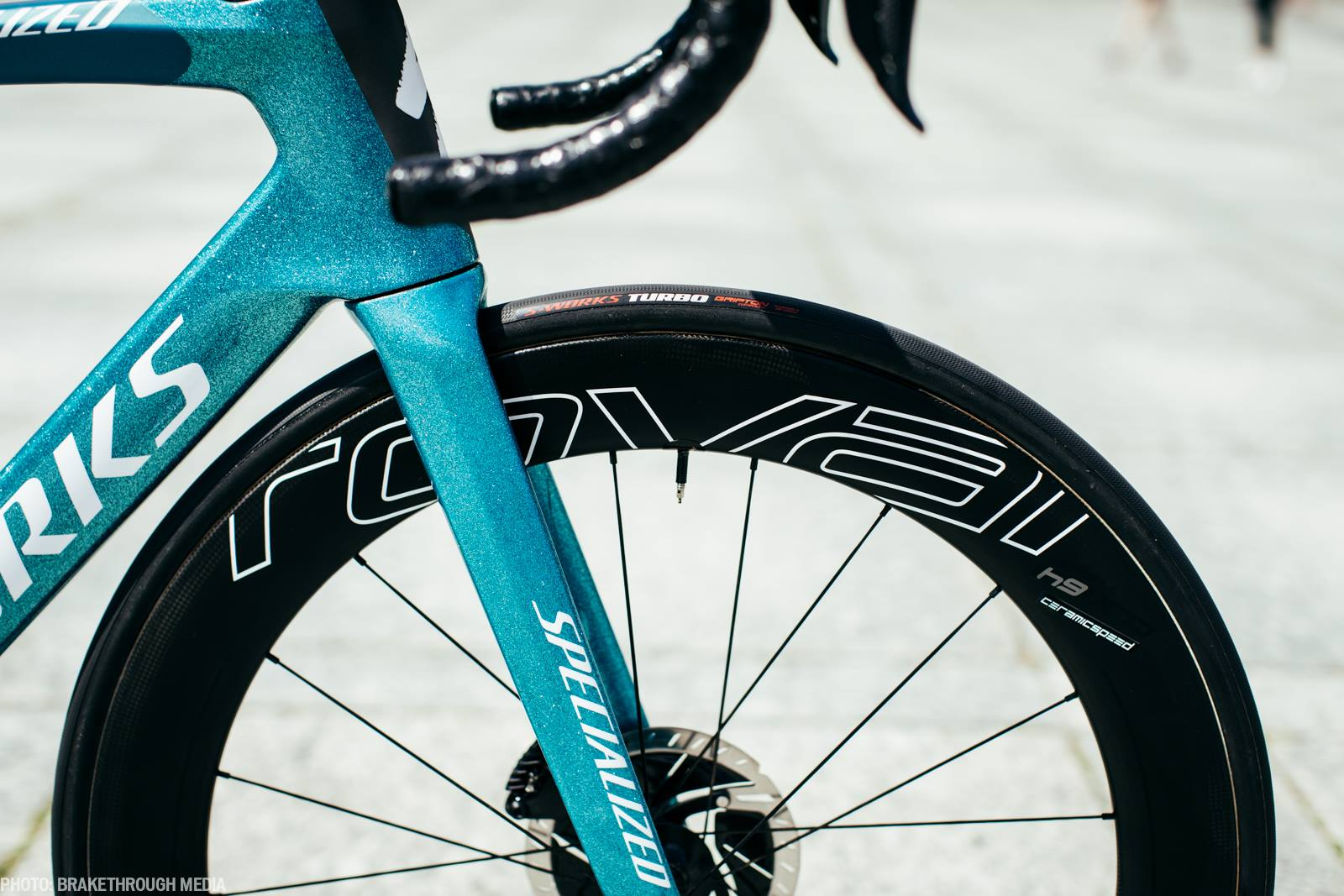 Peter Sagan's S-Works Venge for Tour de France