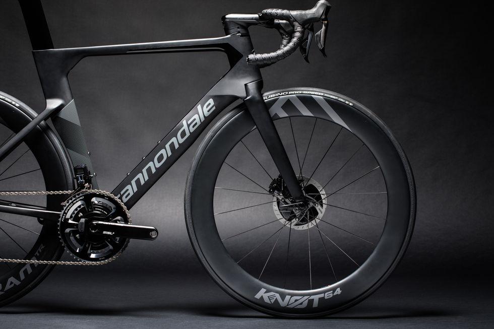 cannondale aero bike